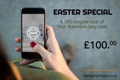 360 Virtual Tour Easter Special